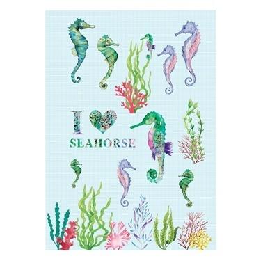 Deffter Lovely Spr Seahorse Renkli